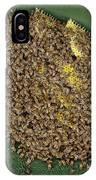 Bee Cluster IPhone Case