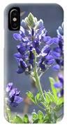 Bee In My 'bonnet IPhone Case
