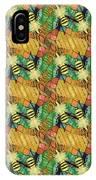 Bee Kind  Morph#2 IPhone Case