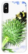 Bee-line 4 IPhone Case