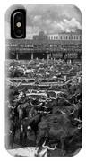 Beef Industry, C1903 IPhone Case