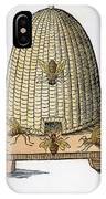 Beehive, 1658 IPhone Case