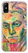 Beethoven Energy  IPhone Case