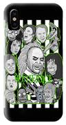 Beetlejuice Tribute IPhone X Case