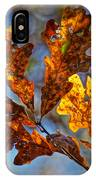 Before The Blower IPhone Case by Robert L Jackson