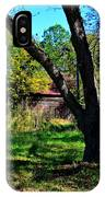 Behind The Old Oak Tree Vertical IPhone Case