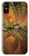 Behold A Universe - Fractal Art IPhone Case