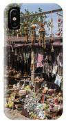 Behramkale Street Market IPhone Case