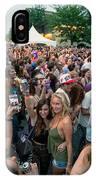 Bele Chere Festival Crowd IPhone Case