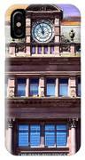 Belfast Architecture 9 IPhone Case