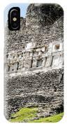 Belize Mayan Ruins  IPhone Case