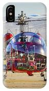 Bell 47 IPhone Case by Jim Thompson