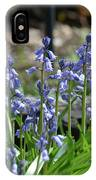 Bell Flowers  IPhone Case