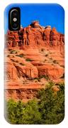 Bell Rock Tower IPhone Case