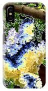 Bella Flora 10 IPhone Case