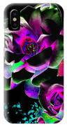 Bella Flora 8 IPhone Case
