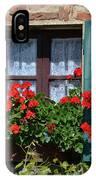 Bella Italian Window  IPhone X Case