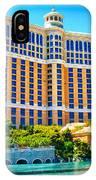 Bellagio Hotel And Casino IPhone Case