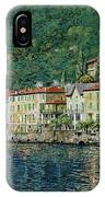Bellano On Lake Como IPhone Case