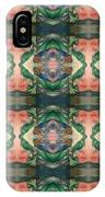 Belly Dance Mirror Image IPhone Case