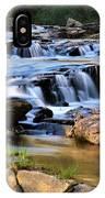 Below Toccoa Falls IPhone Case