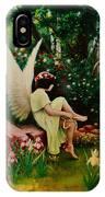Beltaine Angel IPhone Case
