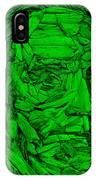Ben In Wood Green IPhone Case