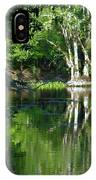 Bend Of The Ocklawaha River IPhone Case