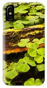 Beneath The Redwoods IPhone Case