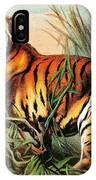 Bengal Tiger, Endangered Species IPhone Case
