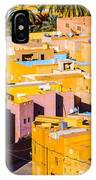 Beni Isguen Houses From The Watch Tower IPhone Case