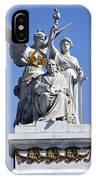 Benito Juarez Hemicycle 2 IPhone Case