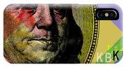 Benjamin Franklin - $100 Bill IPhone Case