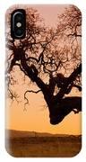 Bent Oak IPhone X Case