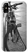 Bent Wheel IPhone Case