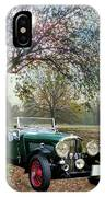 Bentley On A Country Road IPhone X Case