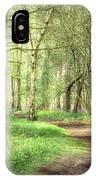 Bentley Woods, Warwickshire #landscape IPhone Case