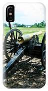 Bentonville Nc Confederate Artillery IPhone Case