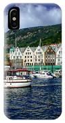 Bergen - Norway IPhone Case