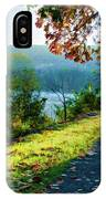Bernharts Dam Fall 12-25 IPhone Case