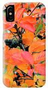 Berry Aronia IPhone Case