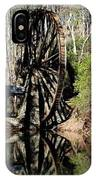 Berry College Water Wheel IPhone Case