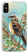 Berry Picking Time IPhone Case