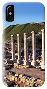 Beth-shean Israel IPhone Case