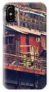 Bethlehem Steel #10 IPhone Case