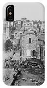 Bethlehem Year 1890 IPhone Case