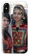 Bethlehem Young Girls IPhone Case