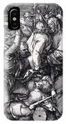 Betrayal Of Christ 1508 IPhone Case