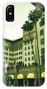 Beverly Hills Rodeo Drive 4 IPhone Case
