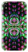 Bewitched Pattern Three IPhone Case